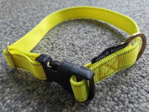 Halsband voor Tube-Line Geel