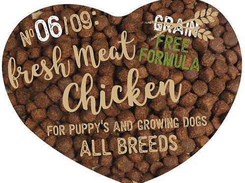 Fresh Meat Chicken Puppy 3kg