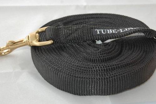 Werklijn Tube-Line Black 15 m