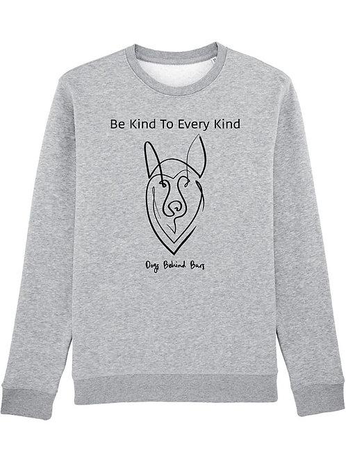 Sweater Grey Uniseks