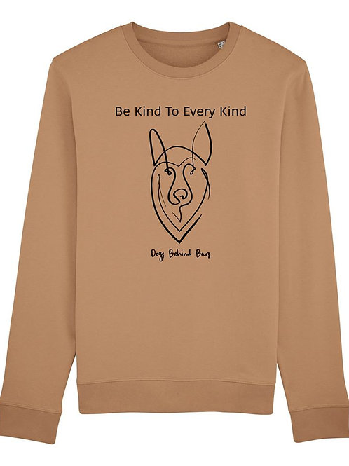 Sweater Camel Uniseks