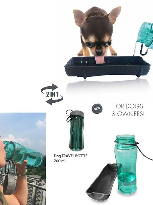 Dog Travel Bottle 700ml