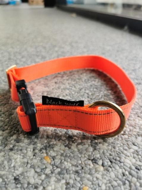 Halsband voor Tube-Line Oranje