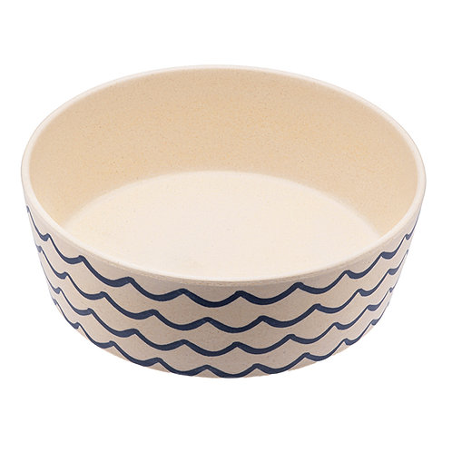 Beco Printed Bowl Save the Waves Large