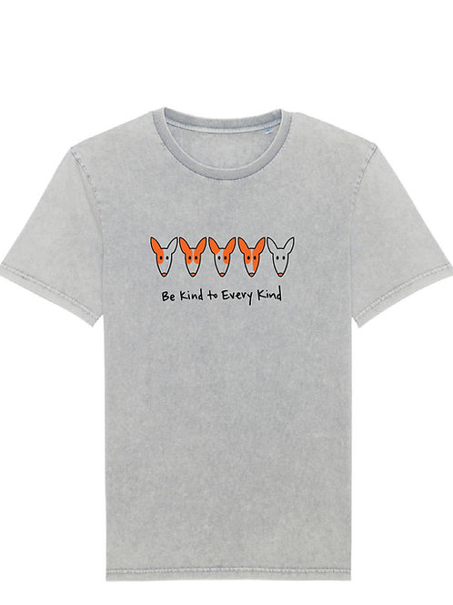 T-shirts Unisex Adult - Vintage 3 kleuren