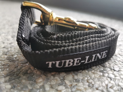 Leiband Tube-Line Black 1,10m