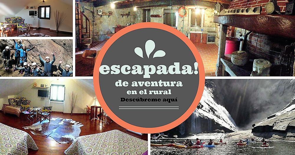 Escapadas de aventura en Galicia