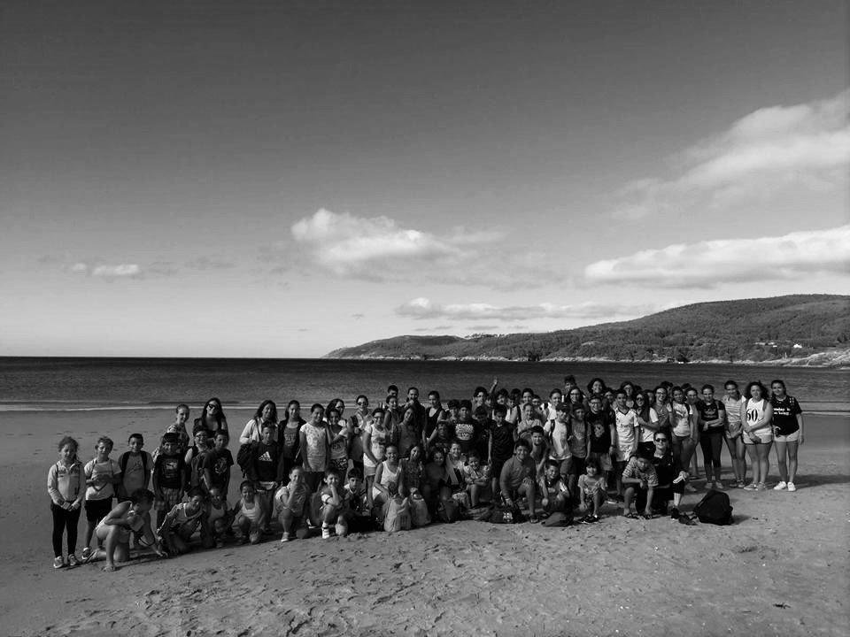 Viajes de fin de curso por Galicia