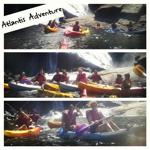 Turismo Activo atlantis adventure
