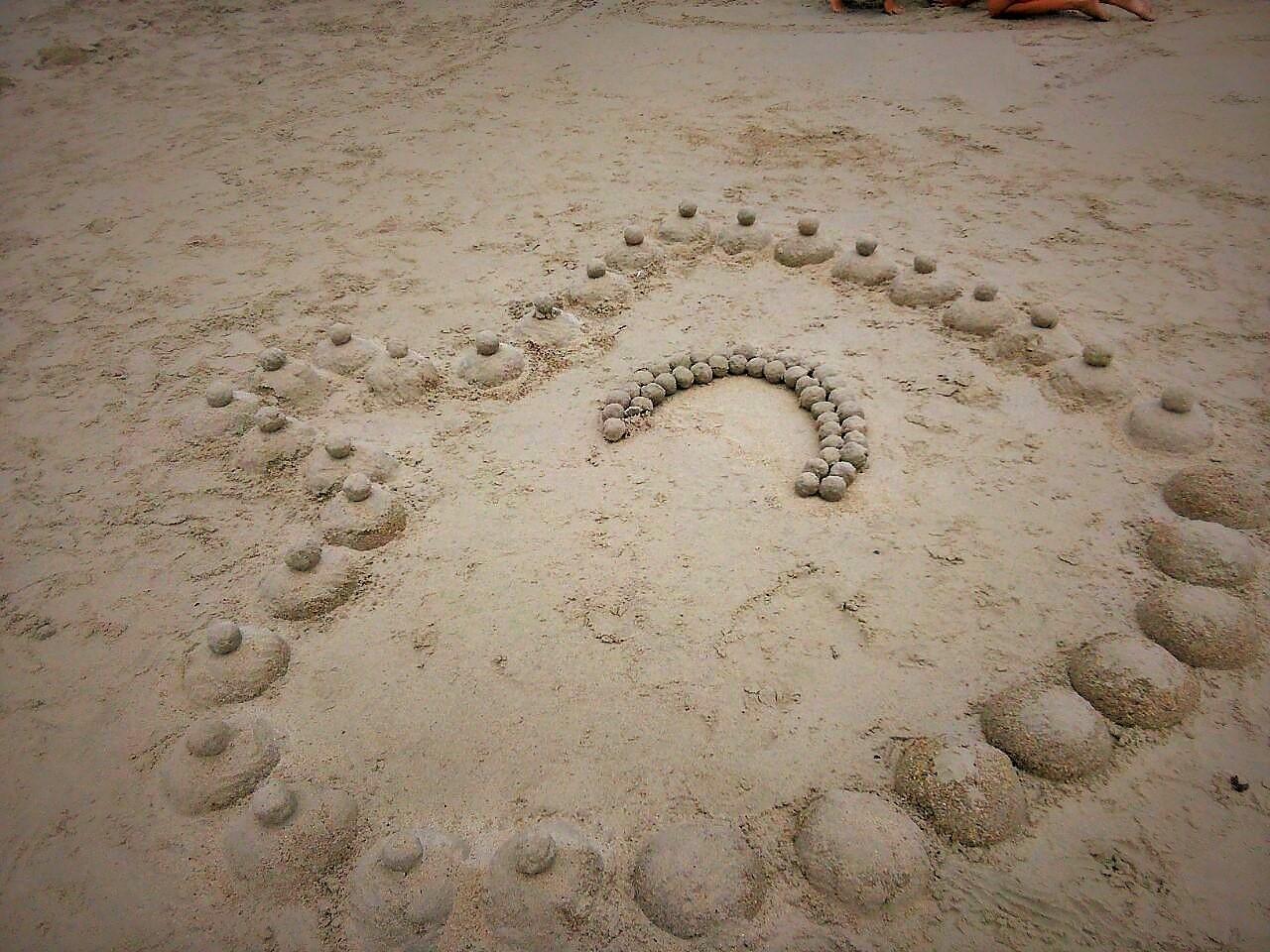 Juegos en la playa