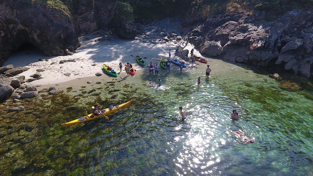 Ocio y aventura en Finisterre