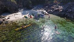 Rutas en Kayak por Finisterre