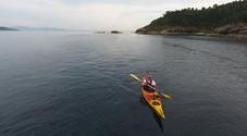 Kayak Corcubión