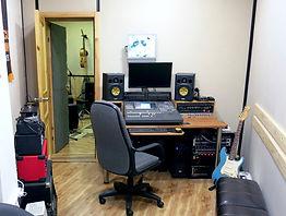 аппаратная студии