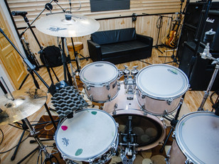 Запись барабанов: советы для начинающих. Часть вторая.