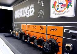Усилитель ламповый Orange звукозапись гитар электрогитар