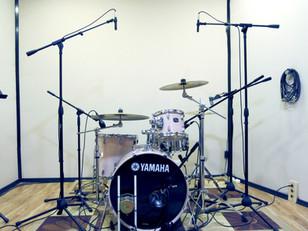 Запись барабанов: советы для начинающих. Часть первая.