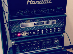 Реампинг гитар.