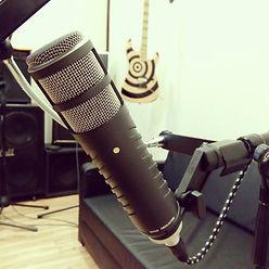 RODE Broadcaster запись вокала звукозапись инструментов