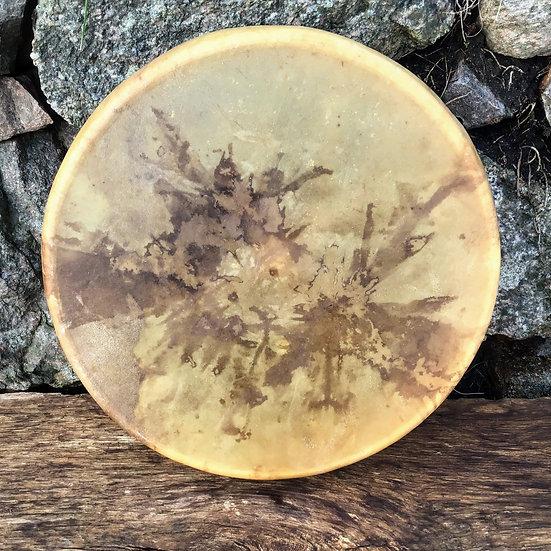 Deer skin drum