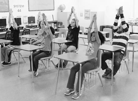 Scientific Evidence for Yoga in Schools