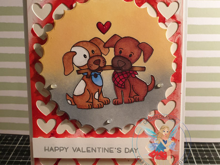 A Dogs valentine