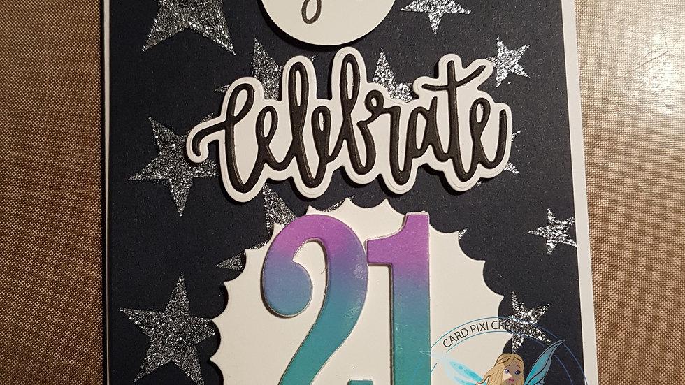 Let's celebrate 21