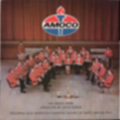 Amoco Band Conducted By Peter Kitson