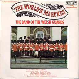 Welsh Guards-Worlds Marches