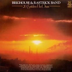 Brighouse and Rastrick-20 Golden No Ones LP Record Cover