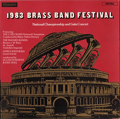 Brassband Festival 1983 ID Ref BBDR 1023