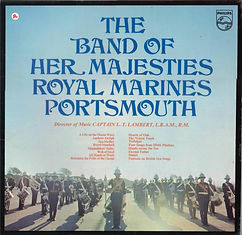 The Band of Her Majesties Royal Marines Portsmouth