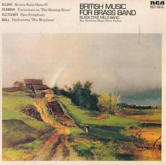 Black Dyke Mills-British Music