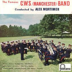 C W S Manchester-Senator LP Record Cover
