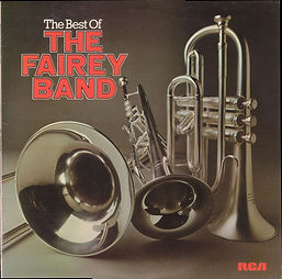Fairey  Engineering Band -The Best of LP Record Cover