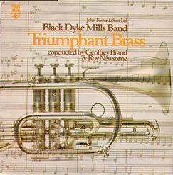 Black Dyke Mills-Triumphant Brass