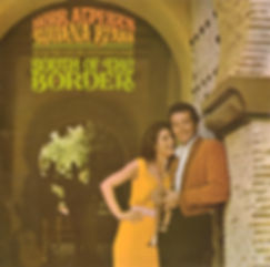 Herb Alperts - South of the Border LP Record Cover