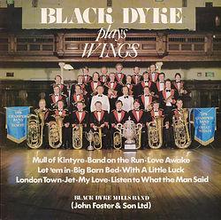 Black Dyke Mills-Plays Wings