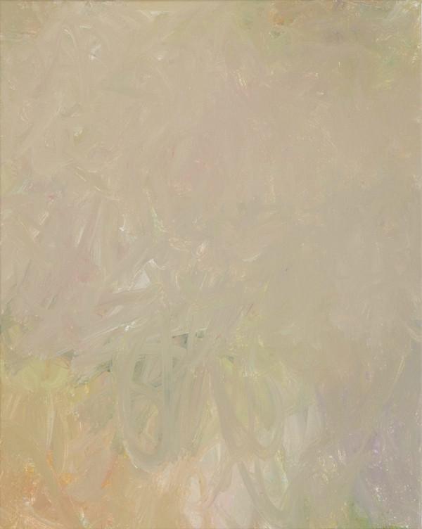 Sans titre (BG 02-04), 2018, acrylique sur toile, 41 x 33 cm