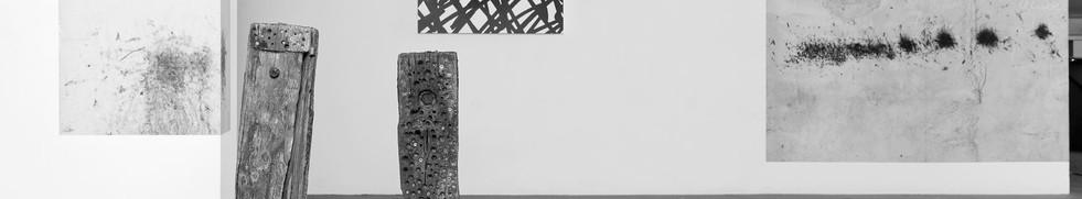 """Going under"", Galerie Maubert, 2016"