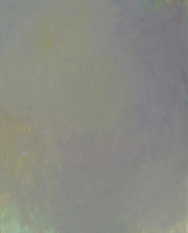 Sans titre (BG 02-07), 2018, acrylique sur toile, 41 x 33 cm