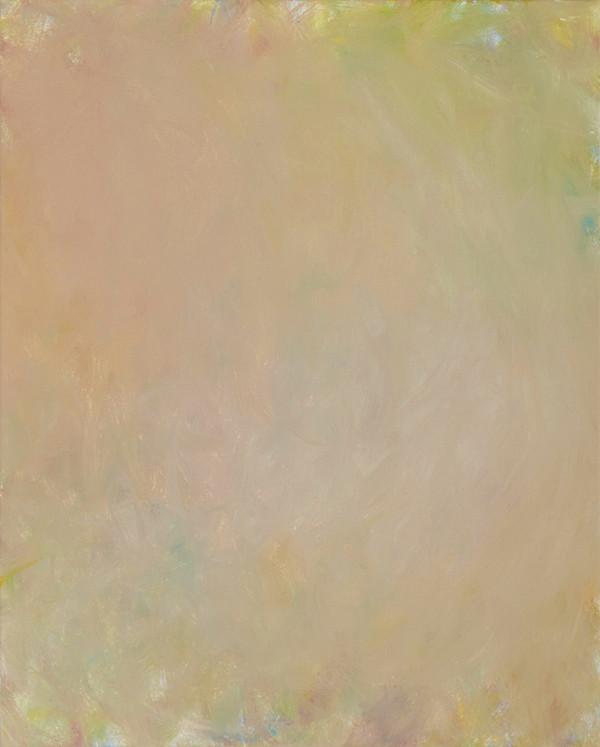 Sans titre (BG 02-11), 2018, acrylique sur toile, 41 x 33 cm