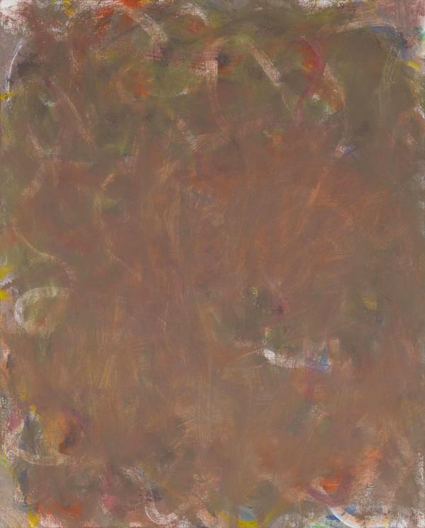 Sans titre (LA 01-07), 2019, acrylique sur toile, 81 x 65 cm