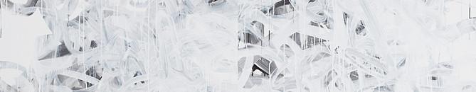Sans titre (VS 005-003), 2014, acrylique sur toile, 200 x 200 cm