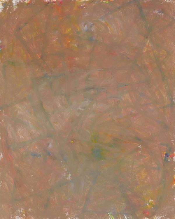 Sans titre (LA 01-16), 2019, acrylique sur toile, 81 x 65 cm