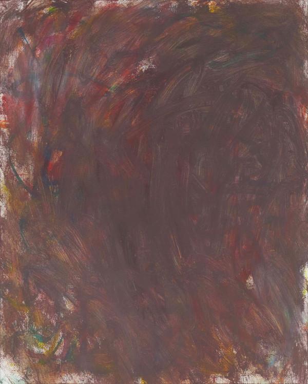 Sans titre (LA 01-05), 2019, acrylique sur toile, 81 x 65 cm