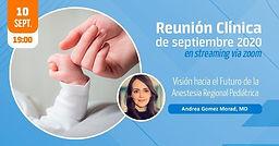 Visión hacia el Futuro de la Anestesia Regional Pediátrica