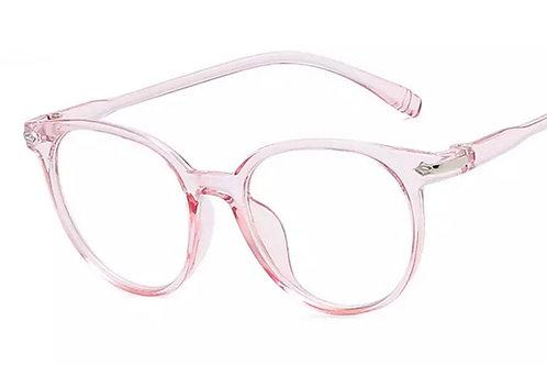 Pink Anti Blue Light Glasses