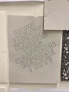 "graphite on paper, 8.5""x11"""