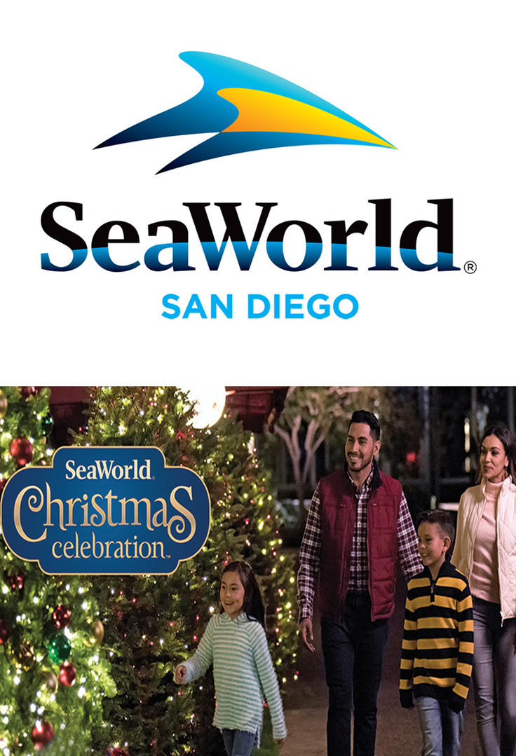SeaWorld San Diego Christmas Celebration
